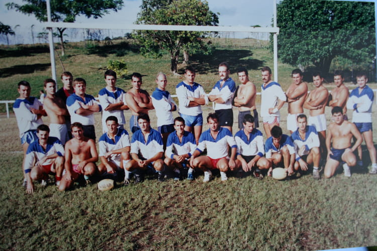 photo de classe equipe rugby egm 6 4 pithiviers de 1990 cslg pithiviers copains d 39 avant. Black Bedroom Furniture Sets. Home Design Ideas