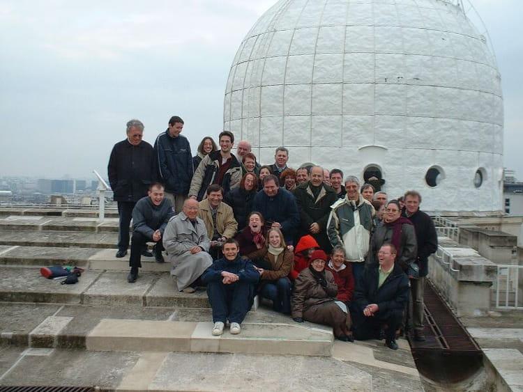 l observatoire de paris visite