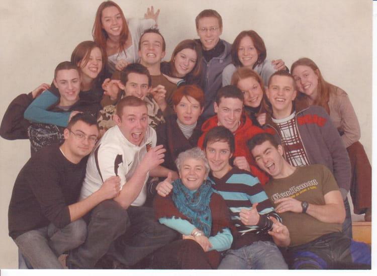 Photo de classe proth siste et photographe de 2007 cfa chambre des m tiers du nord copains d - Chambre des metiers du nord ...