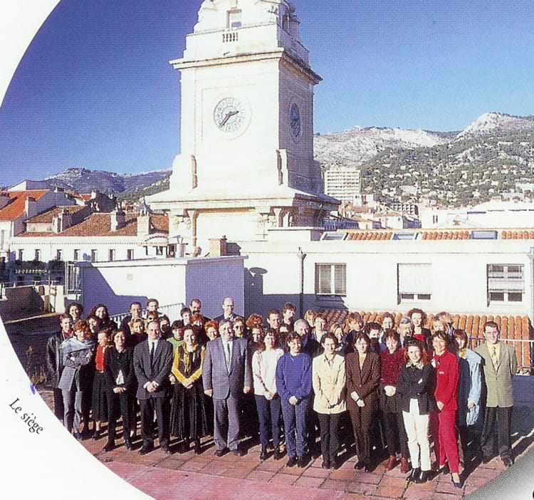 Photo de classe cci du var 2000 de 2000 chambre de for Chambre de commerce du var