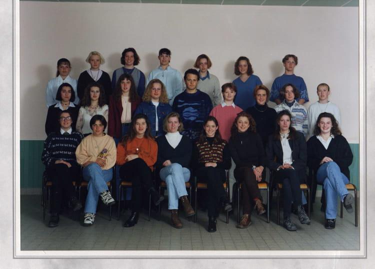 photo de classe 2 176 bep vam de 1996 lyc 233 e des deux caps copains d avant