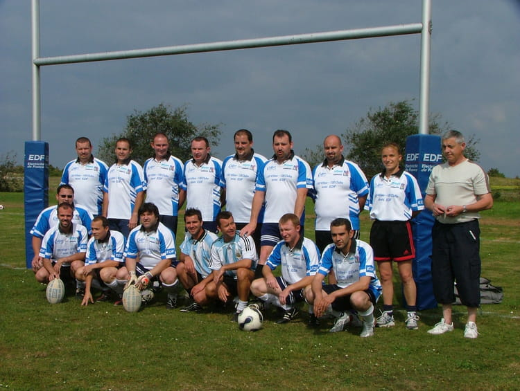 Photo de classe Dream team cp caen de 2007, Centre