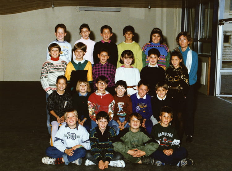 les mouettes 1991