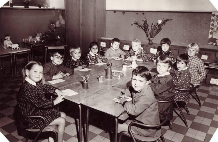 photo de classe maternelle cole jean jaures st pol sur. Black Bedroom Furniture Sets. Home Design Ideas