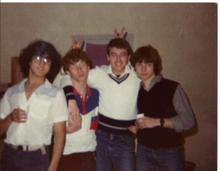 Photo de classe collaborateur d 39 architecte 1982 de 1982 for Collaborateur d architecte onisep