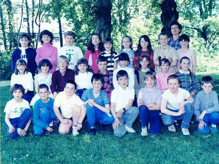 Photo de classe cm1 de 1988 ecole du sacre coeur sedan - Faites le moi savoir ...