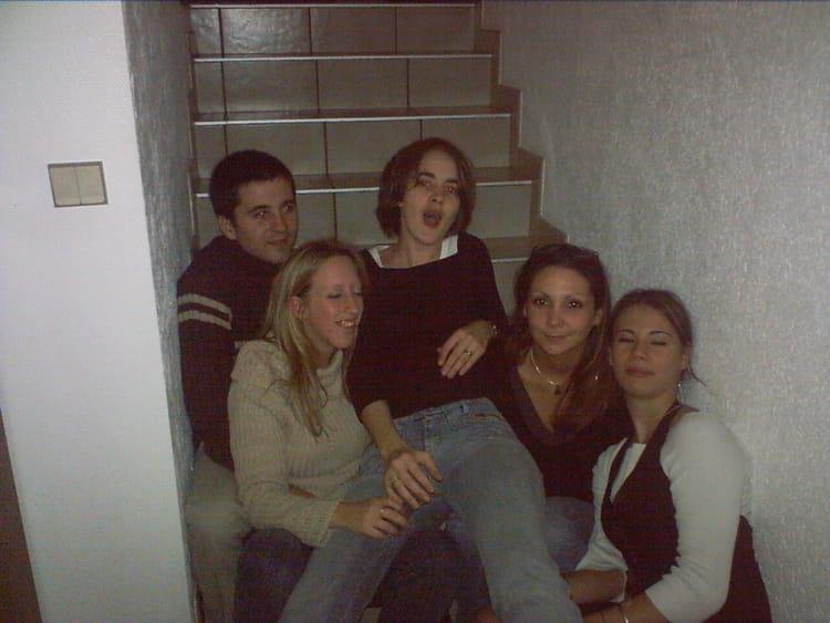 photo de classe licence de 2004 universit de nantes copains d 39 avant. Black Bedroom Furniture Sets. Home Design Ideas