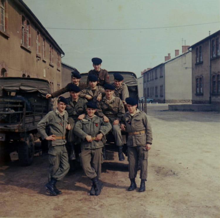 Photo De Classe Bitche Camp De 1968 1er R I M Copains