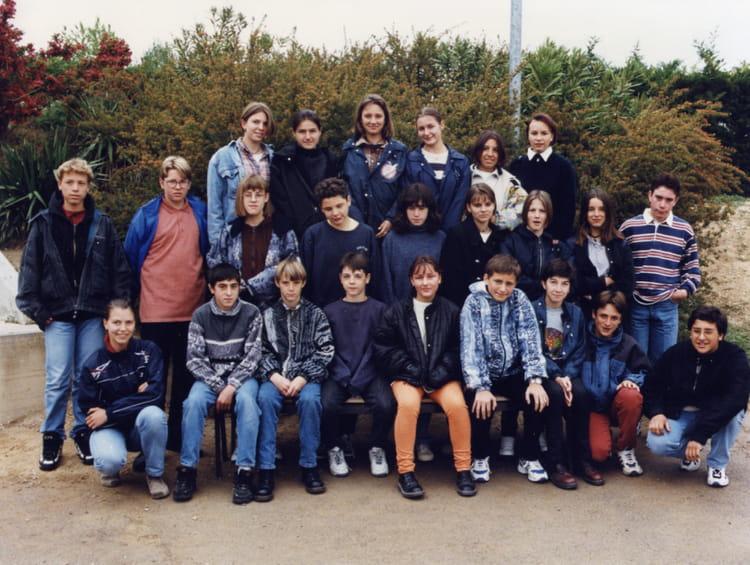 1996 - 4°2 - college du pays d'aigues