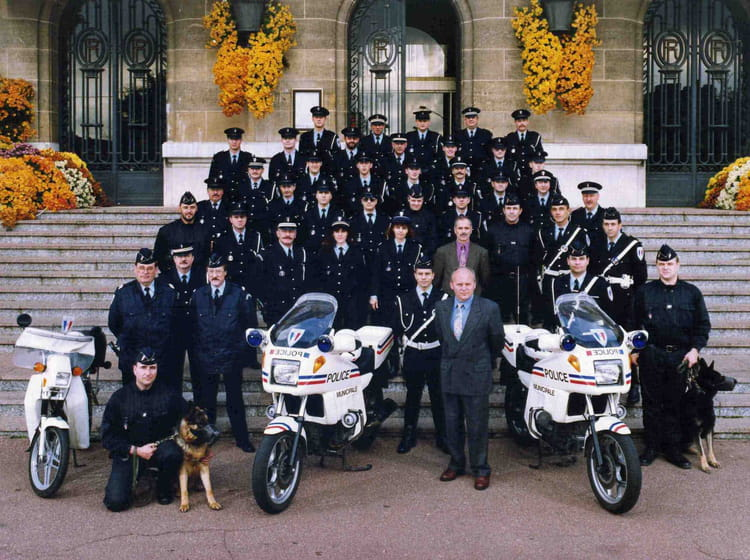 1994  Police Municipale Aulnay sous Bois  Police municipale daulnay