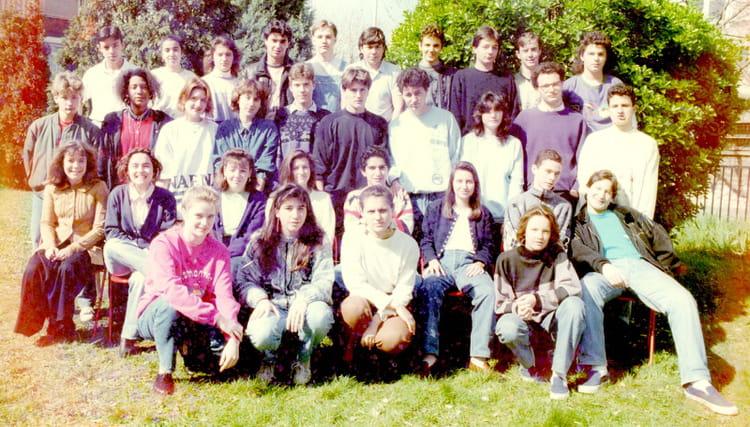 photo de classe 2nde16 1989 1990 eugene delacroix maisons alfort de 1990 lyc 233 e eugene delacroix