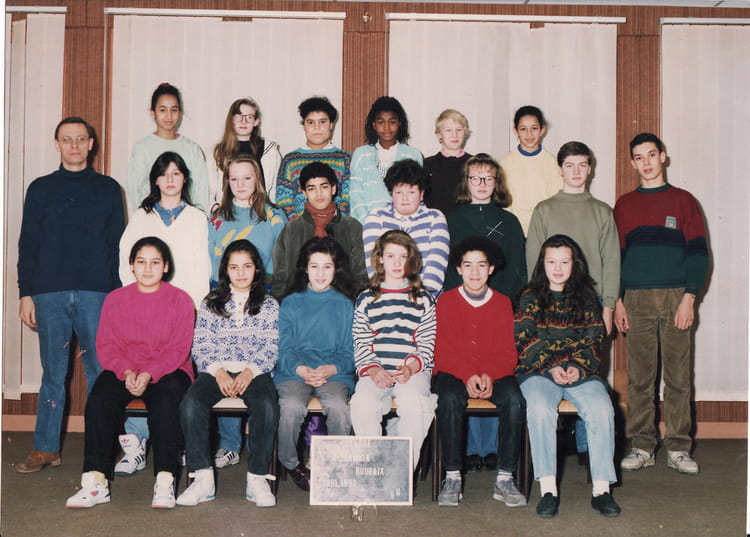 Photo de classe 5h de 1991 coll ge albert samain for Albert samain la cuisine