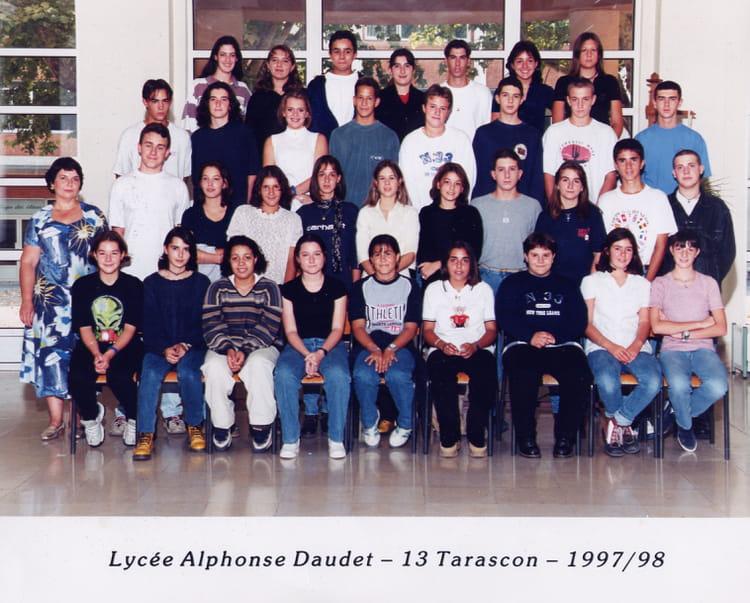 Photo de classe 2e7 1997 98 de 1997 lyc e alphonse daudet for Lycee alphonse daudet