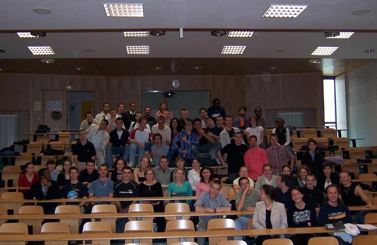 ... de 2005, Université De Picardie Jules Verne Iut De Beauvais Site De