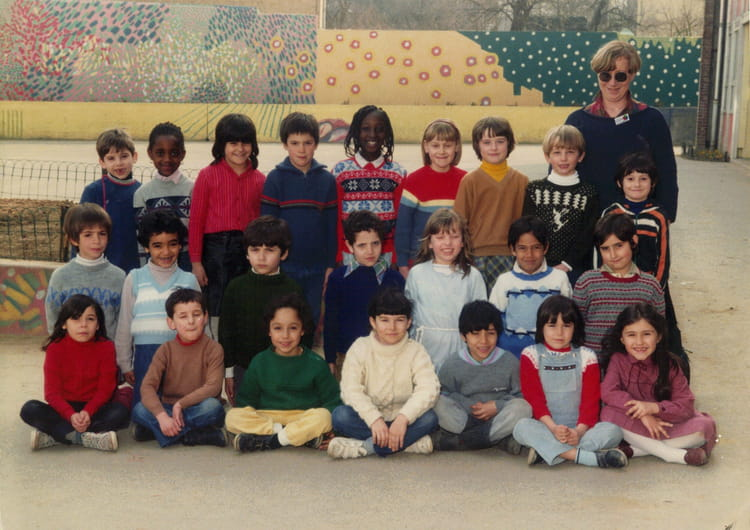 photo de classe cole primaire jean mac de 1986 ecole jean mac corbeil essonnes copains d. Black Bedroom Furniture Sets. Home Design Ideas