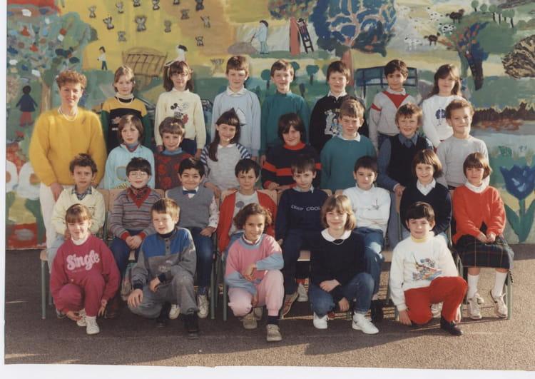 photo de classe cm1 de 1987 ecole groupe scolaire abel mobailly coquelles copains d 39 avant. Black Bedroom Furniture Sets. Home Design Ideas