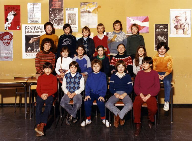Photo de classe 6 me 4 de 1983 coll ge andr lassagne for Pronote college jean moulin salon