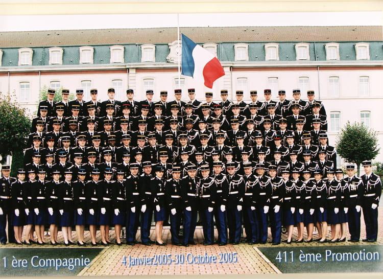 photo de classe esog chaumont 2005 1 re compagnie 411 me promotion de 2005 ecole gendarmerie. Black Bedroom Furniture Sets. Home Design Ideas
