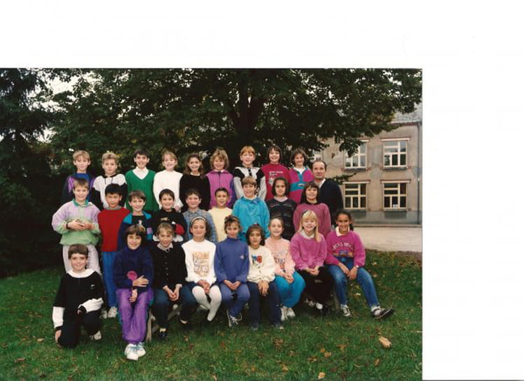 photo de classe cm2 de 1992 ecole du general de gaulle. Black Bedroom Furniture Sets. Home Design Ideas