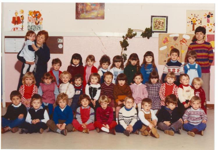 Photo de classe maternelle petits j jaur s de 1983 ecole - Art cuisine longuenesse ...