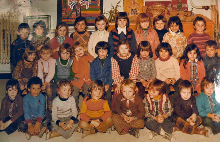 photo de classe cp de 1974 ecole ferdinand buisson sainte genevieve des bois copains d 39 avant. Black Bedroom Furniture Sets. Home Design Ideas
