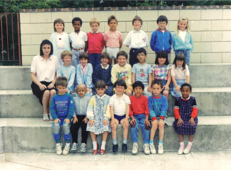 photo de classe cp 3 de 1987 ecole marie curie saint. Black Bedroom Furniture Sets. Home Design Ideas