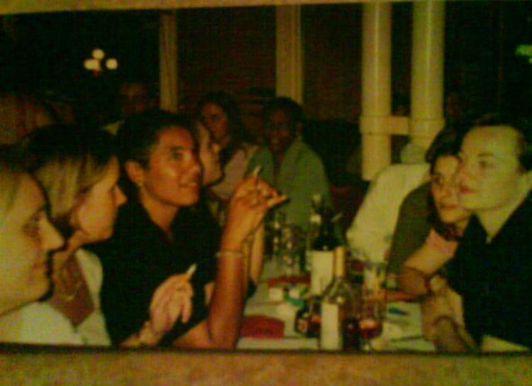 Photo de classe repas entre coll gues de turin avant les for Repas entre copains