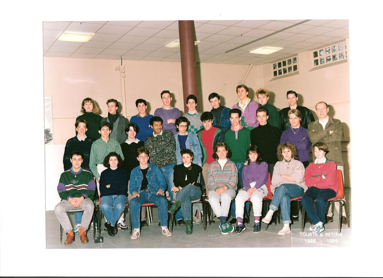 photo de classe 2fma1 de 1988 ecole boulle copains d 39 avant. Black Bedroom Furniture Sets. Home Design Ideas