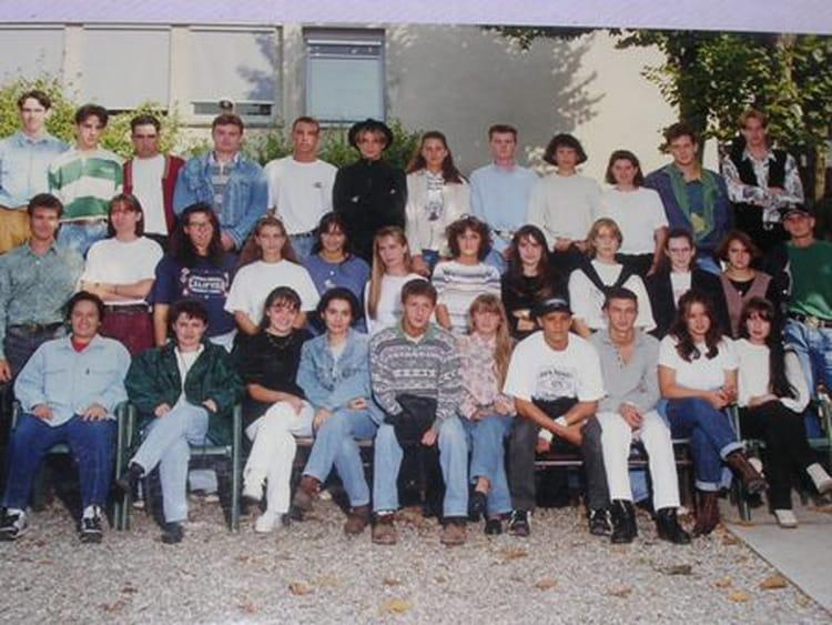 Photo de classe Terminale G 1995 de 1995, Itecboisfleury  ~ Itec Bois Fleury