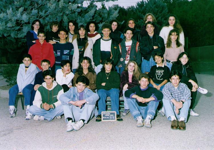 Photo de classe 3 me2 saint c me salon de pce de 1991 for Escort girl salon de pce