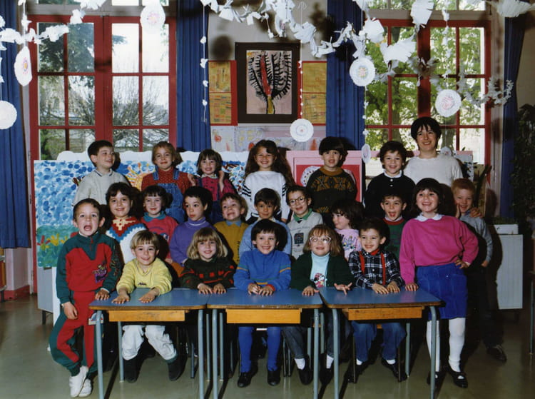 photo de classe ecole du parc fontenay aux roses 3 de 1991 ecole le parc copains d 39 avant. Black Bedroom Furniture Sets. Home Design Ideas