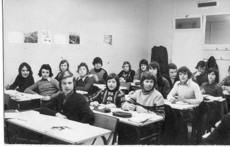 photo de classe rue thionville lille de 1974 cfa chambre des m tiers du nord copains d 39 avant. Black Bedroom Furniture Sets. Home Design Ideas