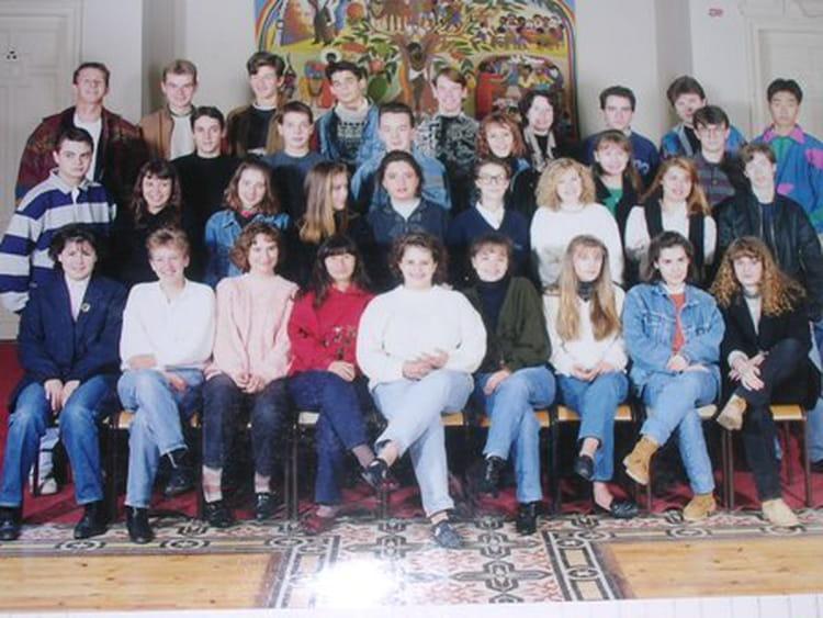 Photo de classe BEP ASS de 1993, Itecboisfleury  Copains  ~ Itec Bois Fleury