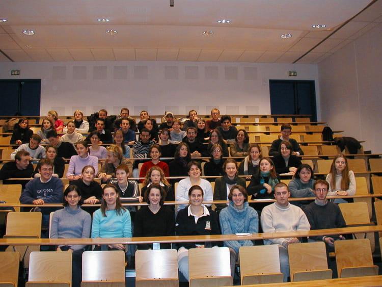 Photo de classe promotion panas de 2001 universit de - Universite reims champagne ardenne bureau virtuel ...
