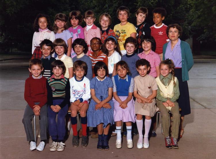 photo de classe ce2 de 1980 ecole primaire maurice d 39 ocagne copains d 39 avant. Black Bedroom Furniture Sets. Home Design Ideas