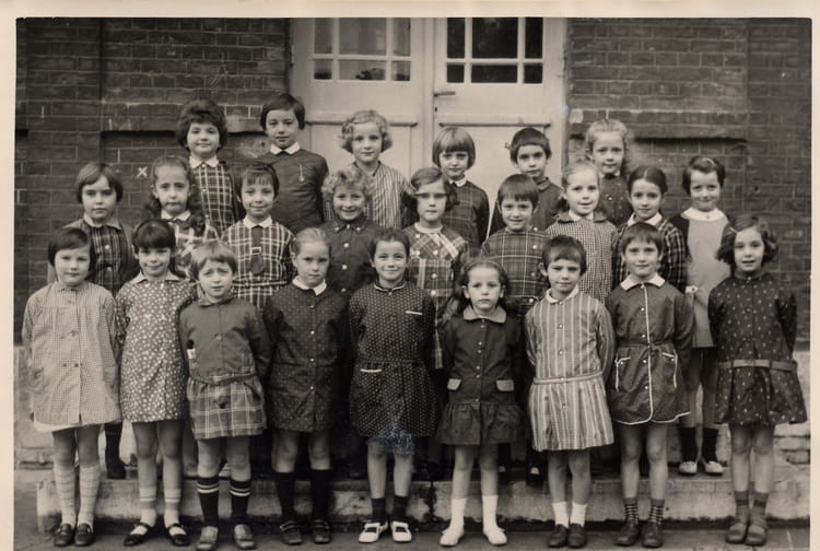 Photo de classe ce1 madame g rard de 1969 ecole des - L ecole de cuisine de sara ...