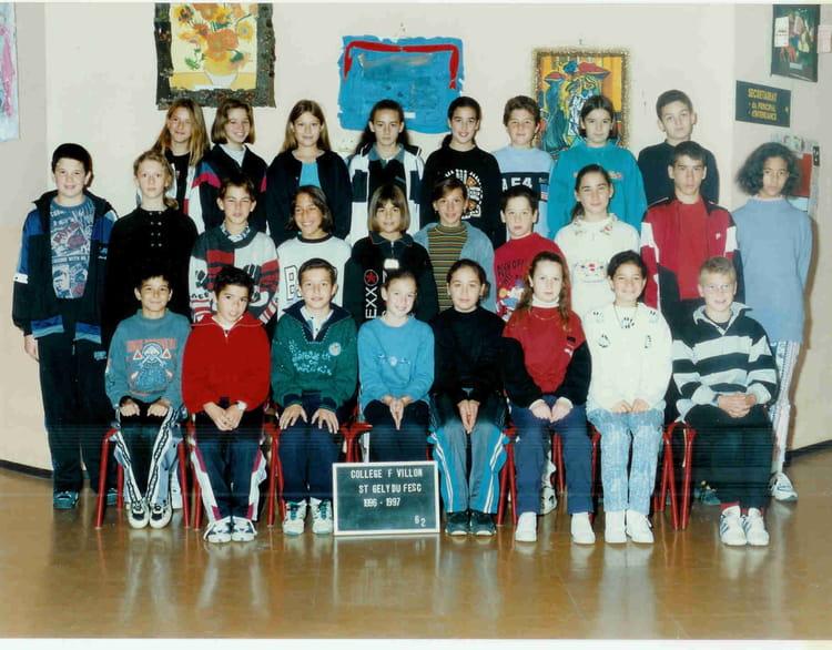 Photo de classe coll ge st gely du fesc de 1996 coll ge - Salon de la chasse saint gely du fesc ...
