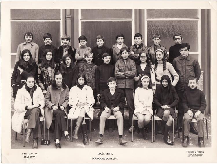 photo de classe classe de 5 me 2 lyc e paul bert boulogne billancourt de 1970 lyc e jacques. Black Bedroom Furniture Sets. Home Design Ideas