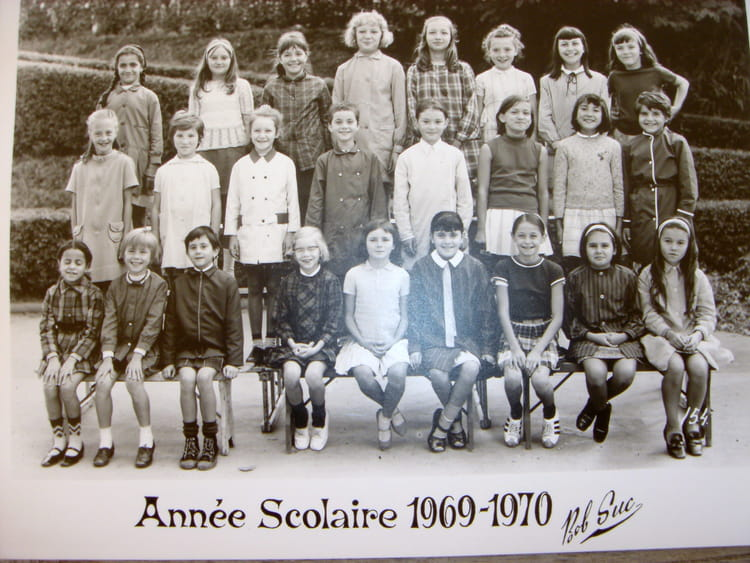 photo de classe primaire 1969 1970 de 1969 ecole beaulieu copains d 39 avant. Black Bedroom Furniture Sets. Home Design Ideas