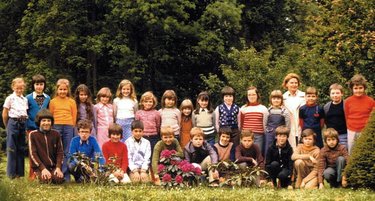 Photo De Classe Classe De Cm1 De 1970 Ecole La Bouverie Revin