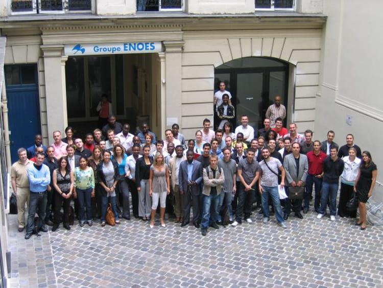 Photo de classe 1 re ann e 2008 de 2008 ecole sup rieure - Ecole superieure de cuisine ...
