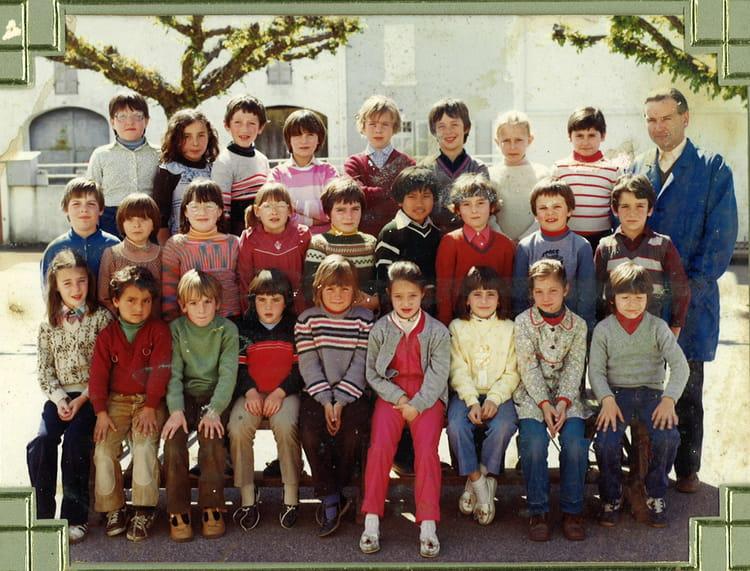 photo de classe ce1 1980 81 de 1980 ecole pierre guillard vic en bigorre copains d 39 avant. Black Bedroom Furniture Sets. Home Design Ideas