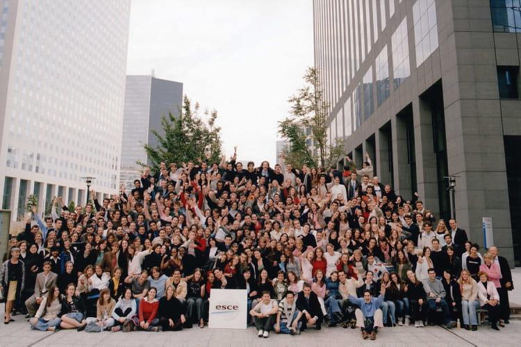 photo de classe promo 2004 de 2004 ecole sup rieure de