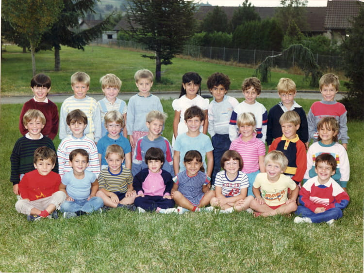 Photo de classe maternelle superieure de 1985 ecole port - Piscine aqualone saint maurice l exil ...