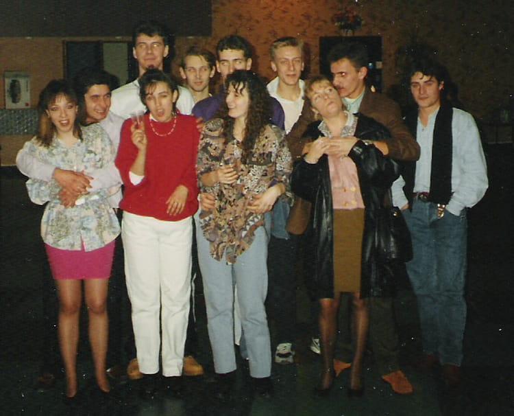 Foyer Jeunes Travailleurs Salon De Provence : Photo de classe soirée a l j t novembre