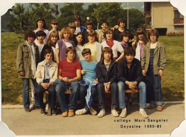 photo de classe 3eme de 1980 coll ge marc sangnier copains d 39 avant. Black Bedroom Furniture Sets. Home Design Ideas