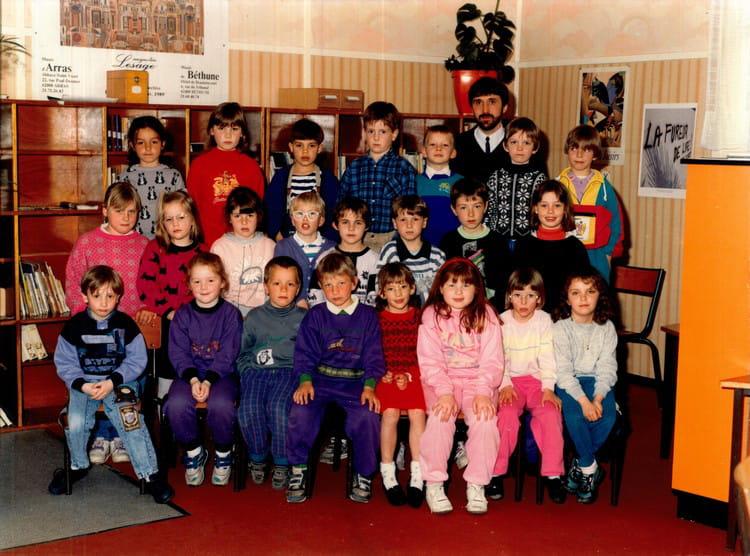 photo de classe cp de 1991 ecole la fontaine petits arras copains d 39 avant. Black Bedroom Furniture Sets. Home Design Ideas