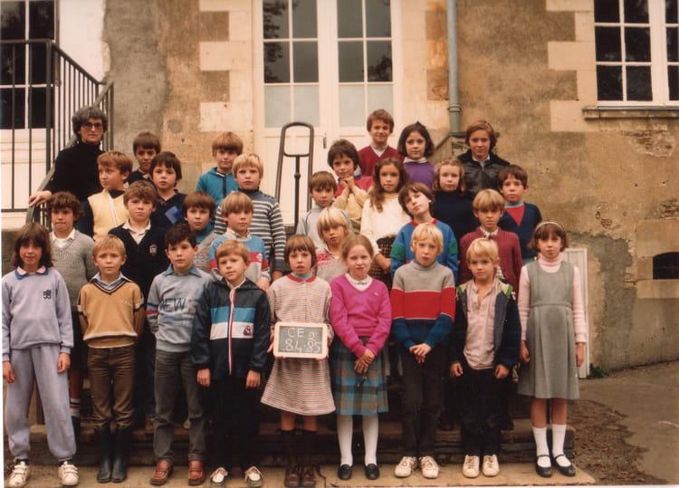 Photo de classe ce2 de 1984 ecole paul doumer nort sur erdre copains d 39 avant - Piscine de nort sur erdre ...
