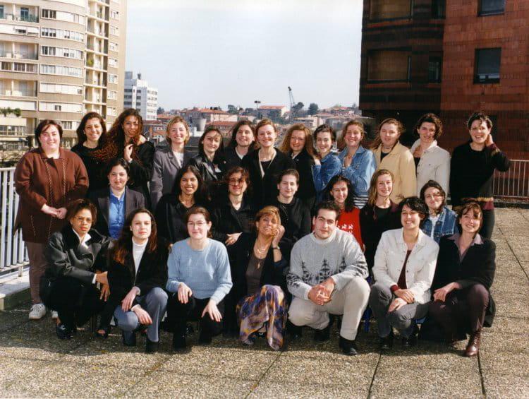 Photo de classe 2 me ann e bts ad de 1999 ecole - Ecole superieure de cuisine ...
