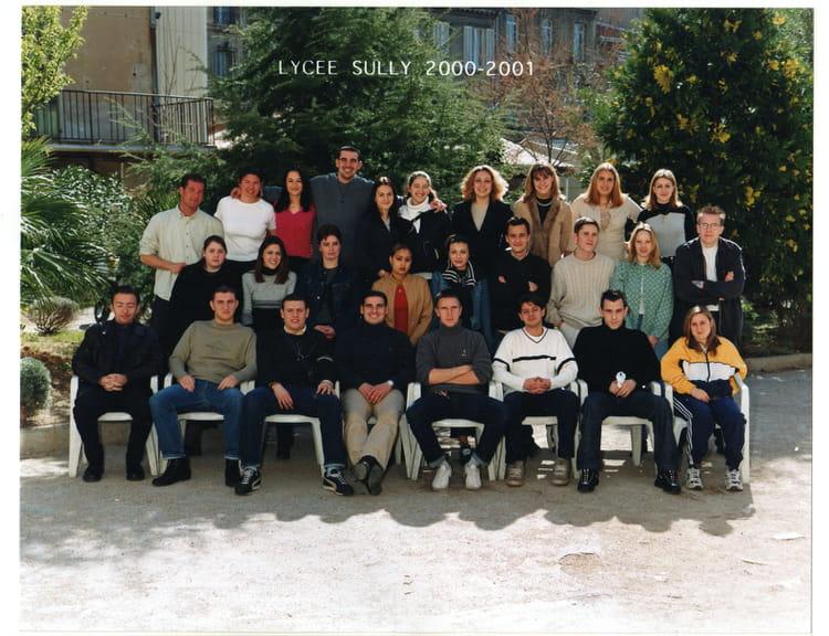 2000 - bts fv action co et pme pmi - lycée maximilien de sully
